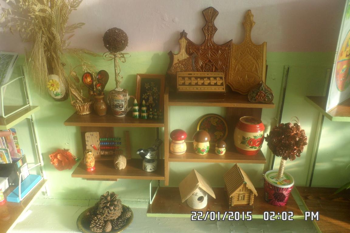 Выставка изделия